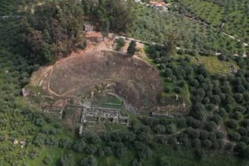 Το αρχαίο θεάτρο της Σπάρτης