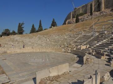 Το Αρχαίο Θέατρο Διονύσου