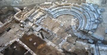Μικρό-Θέατρο-της-αρχαίας-Αμβρακίας