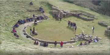 Το Μουσικό Σχολείο Αγρινίου υιοθετεί το αρχαίο θέατρο Στράτου.