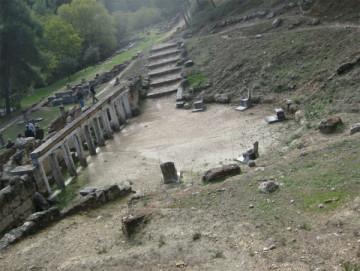 Το θέατρο του Αμφιαράειου