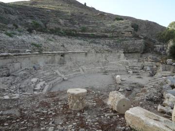 Το ρωμαϊκό θέατρο της Γόρτυνας
