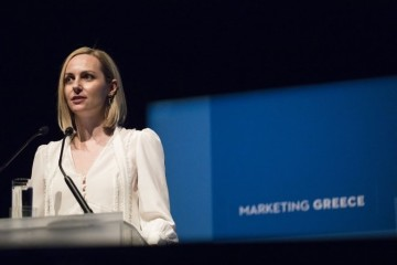 Η κ. Δρέττα CEO της Marketing Greece