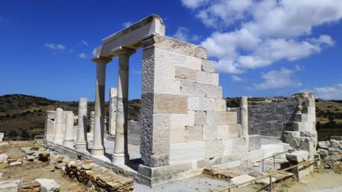 Sanctuary of Demeter in Sagri