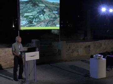 """Παρουσίαση της «Οριστικής μελέτης Οδοποιίας για την οδική σύνδεση του Ασκληπιείου με το Ιερό του """"Απόλλωνα Μαλεάτα"""" στην Επίδαυρο»"""
