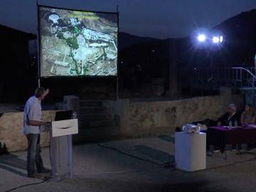 Παρουσίαση της «Μελέτης διαμόρφωσης και ανάπλασης διαδρομών περιήγησης στο φυσικό περιβάλλον του Ασκληπιείου της Επιδαύρου και του περιβάλλοντος χώρου του»