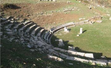 Άποψη του Θεάτρου.