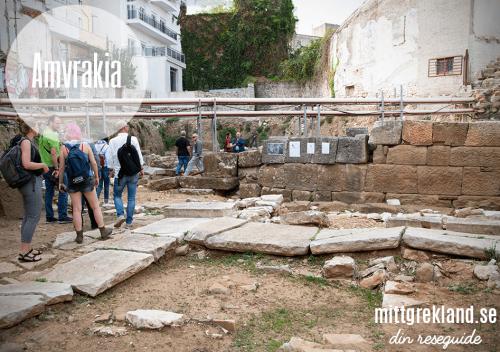 Amvrakia_arkeologisk_plats