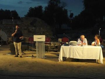 Η συνάντηση των μνημείων με τον αγροδιατροφικό πολιτισμό. Ομιλητής ο κ. Δημήτρης Καρακούσης