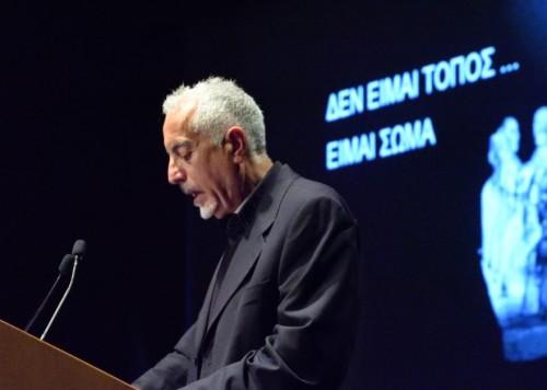 Gabriel Campanis, vice-chairman of ELEFSINA 2021 board
