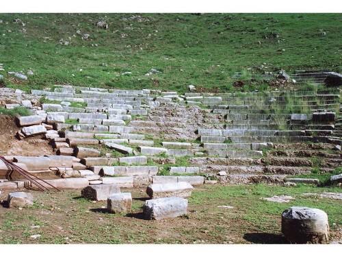 Ancient Theater of Gitana