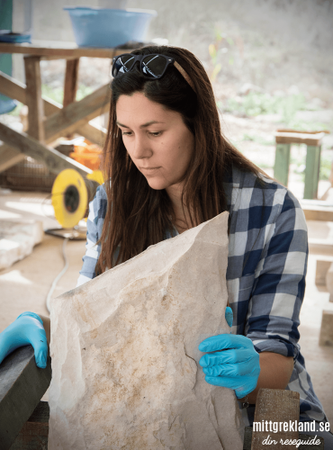 Gitana_Arkeolog