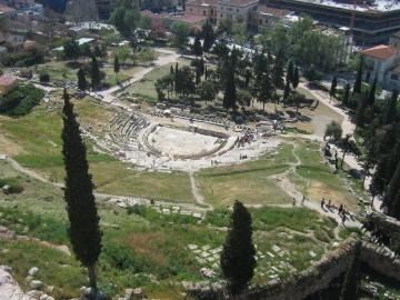 Αρχαίο θέατρο Διονύσου