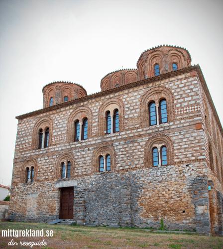 Kyrkan_framsida_Parigoritria_Arta