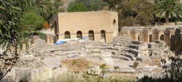 The Roman Odeion of Gortys
