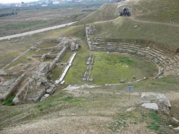 Το αρχαίο θέατρο της Σικυώνας