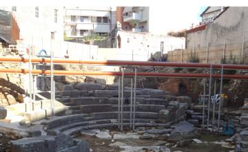 Άποψη από το κοίλου του θεάτρου (2016)