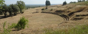 Theatre of Ancient Aigai (Vergina)