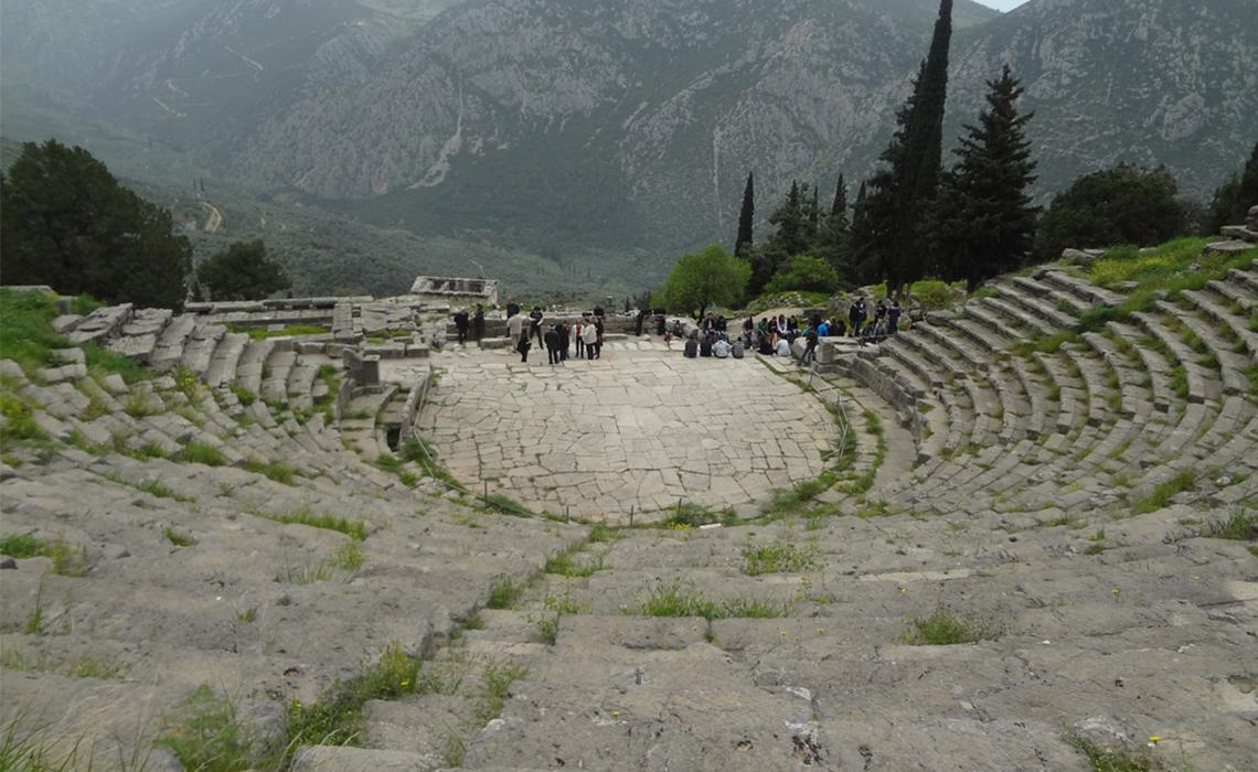 theater von pergamon