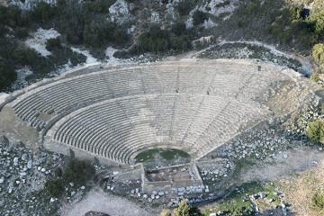 Theatre of  Kassopi