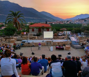 The small theatre of Epidavros