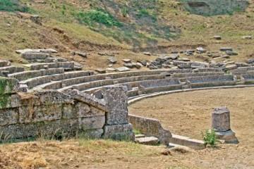 Theatre of Megalopolis (2011).