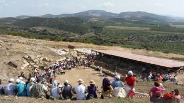 Αρχαίο θέατρο Φθιωτίδων Θηβών