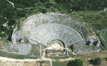 Ancient Theater of Dodona