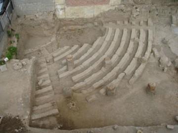 Το αρχαίο θέατρο Αχαρνών