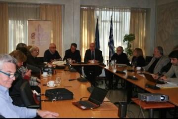 Στιγμιότυπο απο τη Συνάντηση