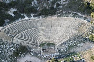 Théâtre antique de Dodoni