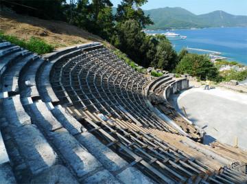 Αρχαίο θέατρο Θάσου