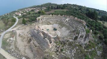 Το Αρχαίο Θέατρο της Νικόπολης