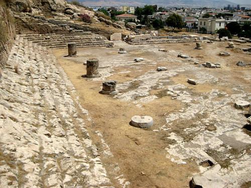 Αρχαιολογικό πάρκο Ελευσίνας