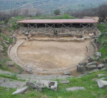 Θέατρο Φθιωτίδων Θηβών