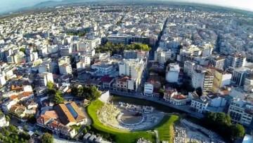 The ancient theatre of Larissa (2020)