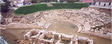 Ancient Theatre of Larissa I