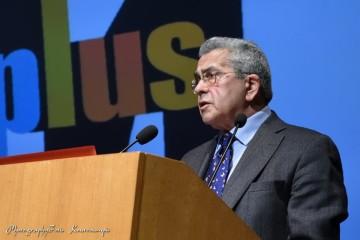 κ. Χρήστος Λάζος, νομικός, συγγραφέας και ιδρυτικό μέλος του Σωματείου «ΔΙΑΖΩΜΑ»
