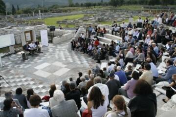 Εικ. 1η Γενική Συνέλευση του Σωματείου στην Αρχαία Μεσσήνη.