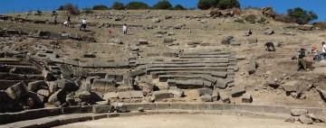 Αρχαίο Θέατρο Μικροθηβών