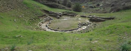 Αρχαίο θέατρο Στράτου