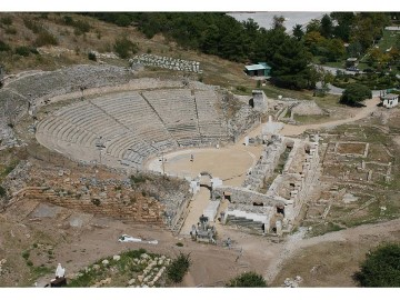 The ancient theater of Philippi