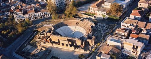 Ρωμαϊκό Ωδείο Πατρών
